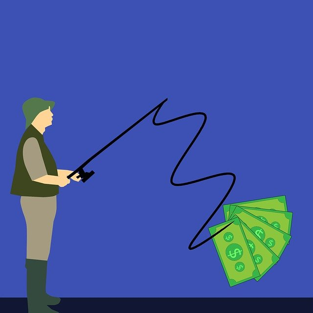 Fishing for Money by selling options
